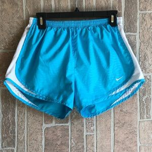 NIKE Women's Dri Fit Running Athletic Shorts SIZE